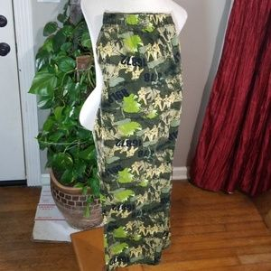 Other - Army men pajama pants